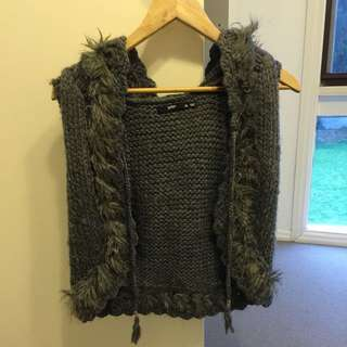 Grey Sportsgirl Vest
