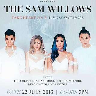 The Sam Willows Take Heart Tour