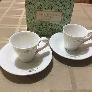 Espresso Cup And Saucer - Sophie Conran