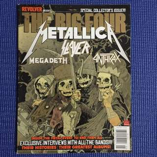 Revolver Magazine Presents The Big Four
