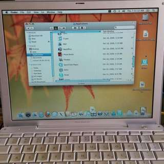 """Macbook G4 12"""" Aluminium Shell"""