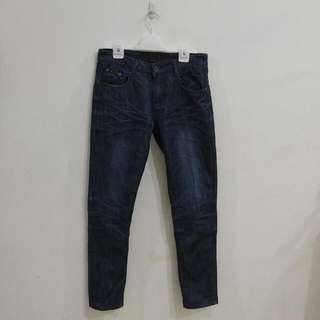 Celana Jeans Fred Perry Fit 31-32
