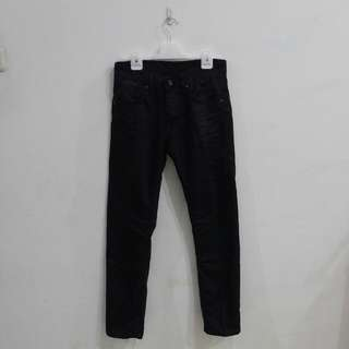 Celana Jeans Black Replay Size 32