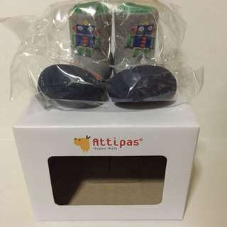Authentic Attipas Toddler Shoes