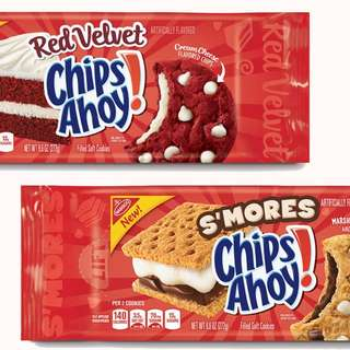 Limited Edition Chips Ahoy