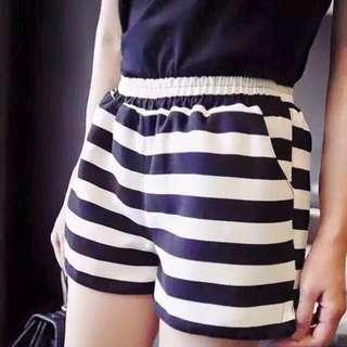✨條紋短褲✨