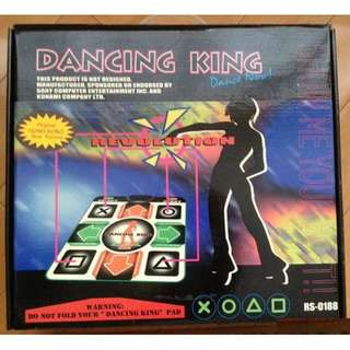 [99% New] Sony PlayStation Dancing King Pad 2in1 跳舞墊 連 兩用飛行棋底墊