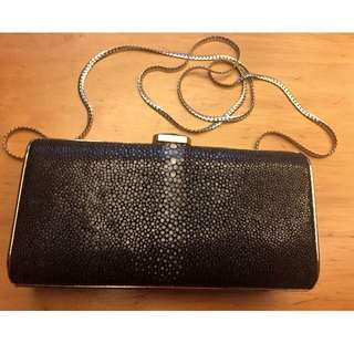 Bally Stingray Clutch/shoulder bag