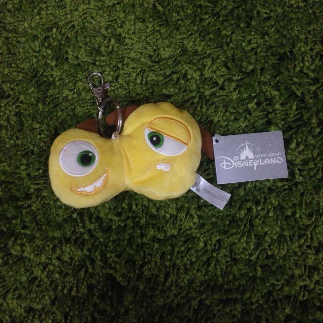 怪獸大學 鑰匙圈