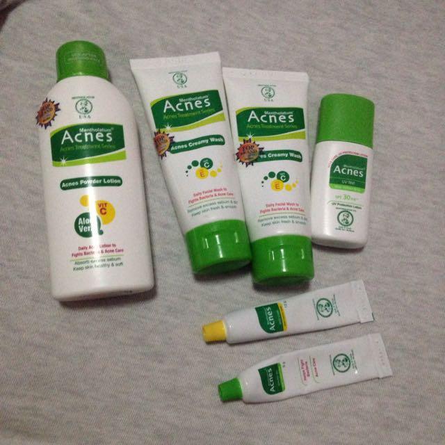 Acnes Treatment Series Borongan