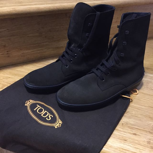 Authentic Tod's Boot Size 38 And The Half