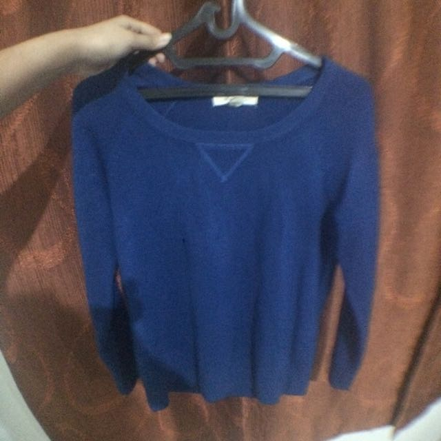 Blue Sweater (forever 21)