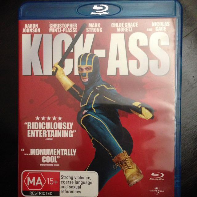 BLU-RAY: Kick-Ass