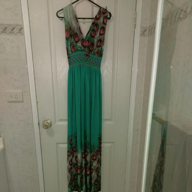 Brand New Maxi Dress Size Xs/S