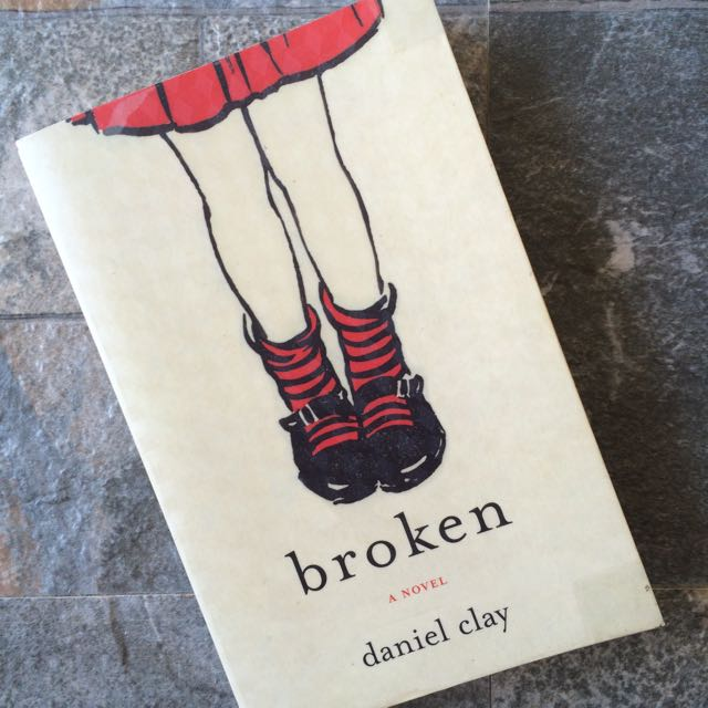 Broken By Daniel Clay