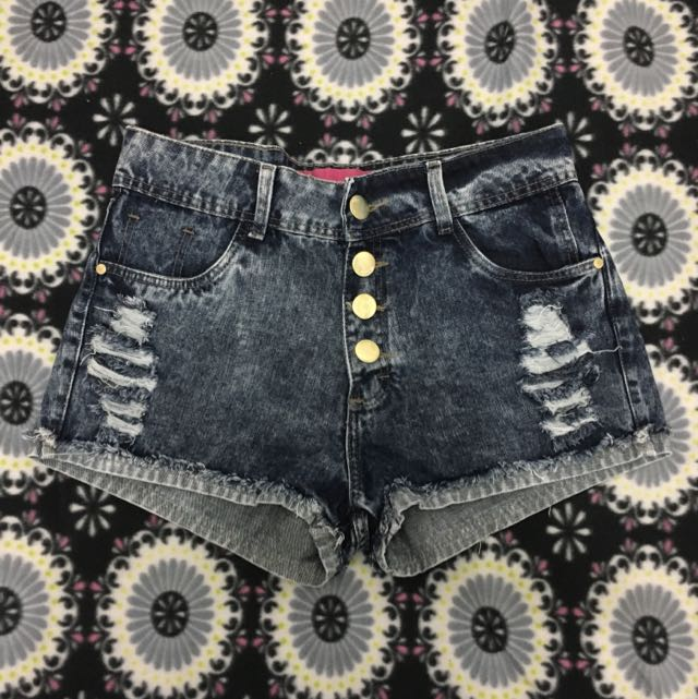Delicatto Short Jeans