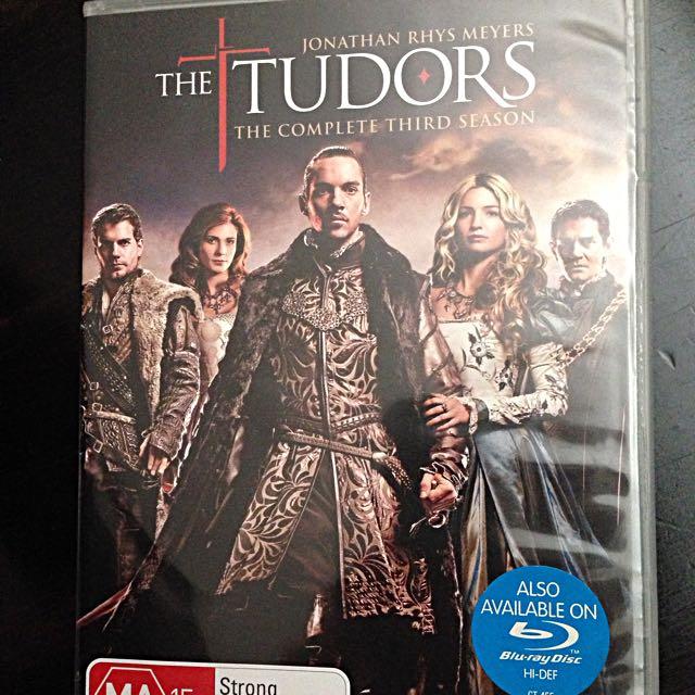 DVD: The Tudors (Season 3)
