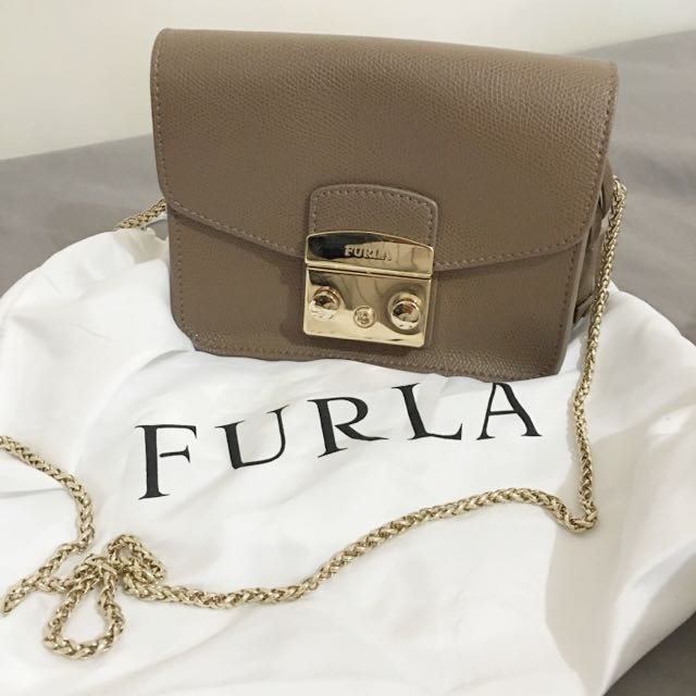 Furla Mini Shoulder Bag