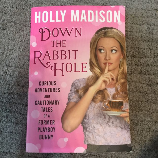 Holly Maddison Down The Rabbit Hole