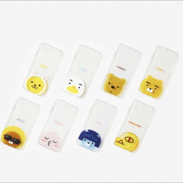 Kakao Friends 手機殼 Iphone6/Iphone6+