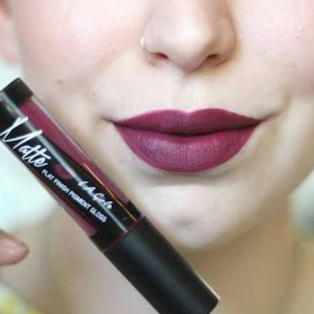 La Girl Lip Matte Rebel