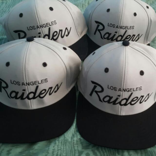 Los Angeles Raiders Snapbacks