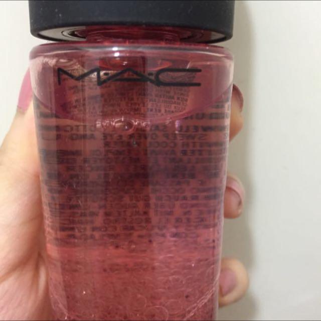 MAC 卸妝水/落妝水 眼唇卸妝液