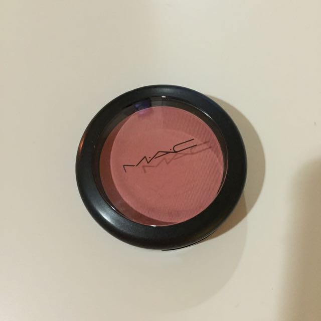 Mac Blush Fleur Power