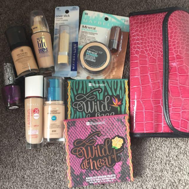 Makeup Bundle ALL BNIB