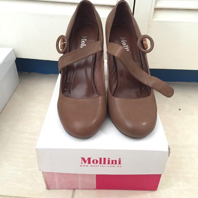 Mollini Leather Heels