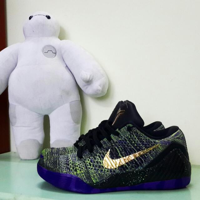 268b99629cac ... reduced nike kobe 9 elite mamba moment mens fashion on carousell 2d21d  65531