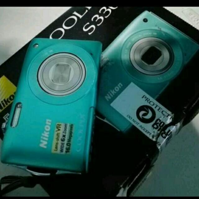 Nikon Coolpix S330