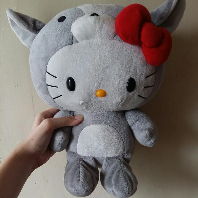 Original Hello Kitty Stuffed Toy