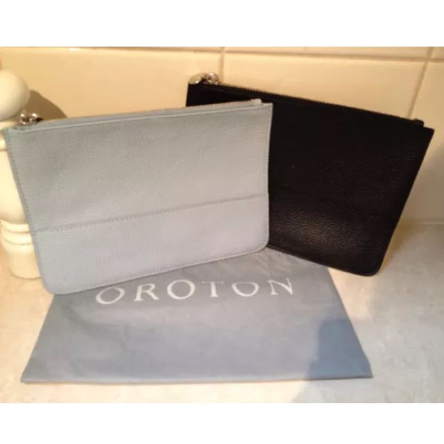 Oroton Entourage Clutches