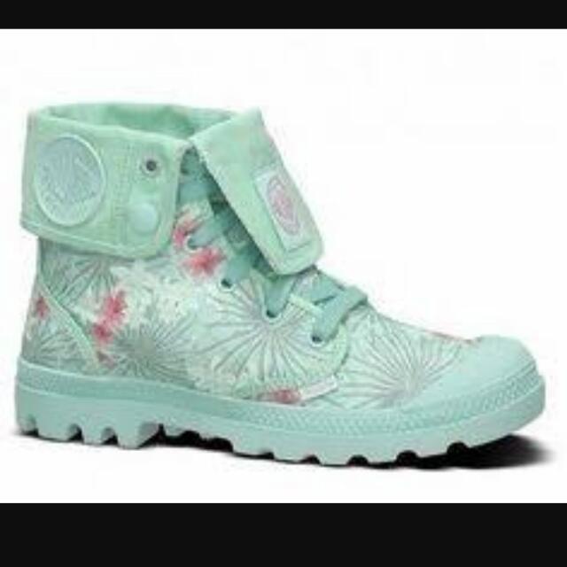 Palladium Baggy Flower Shoes - Women