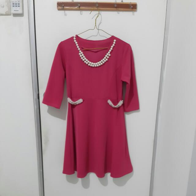 Pearl Pink Dress