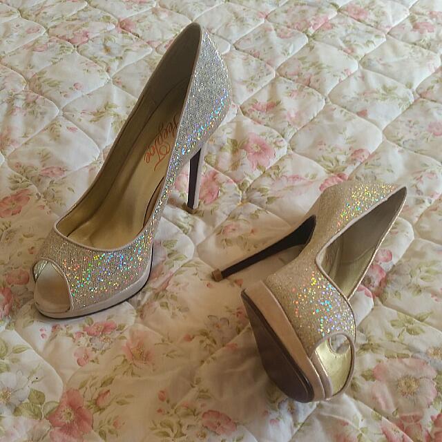 Peeptoe Formal Shoes