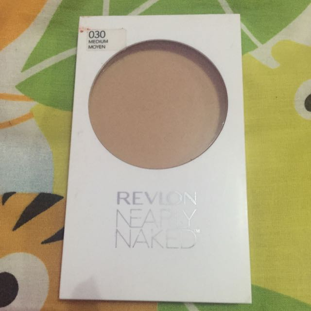Revlon Nearly Naked Powder