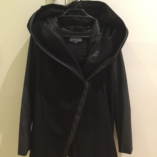 Sheike Black Coat