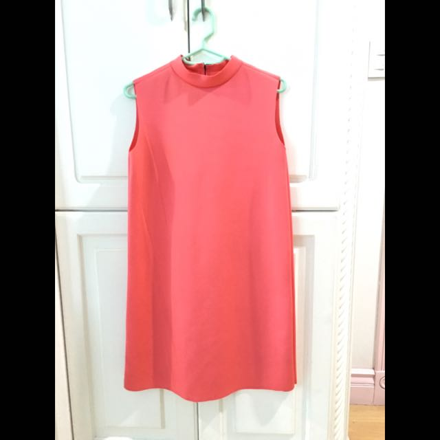 TURTLE NECK DRESS (Sleeveless)