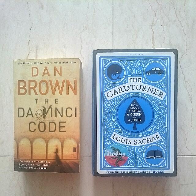 TWO BOOKS BUNDLE