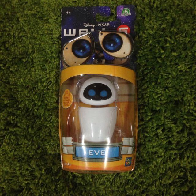 WALL•E   EVE 伊芙 可動 公仔