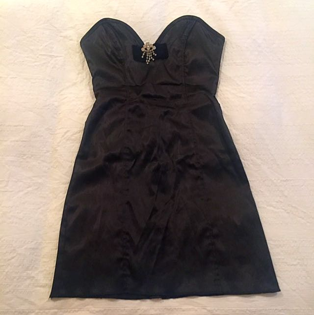 Wheels And Dollbaby Little Black Dress