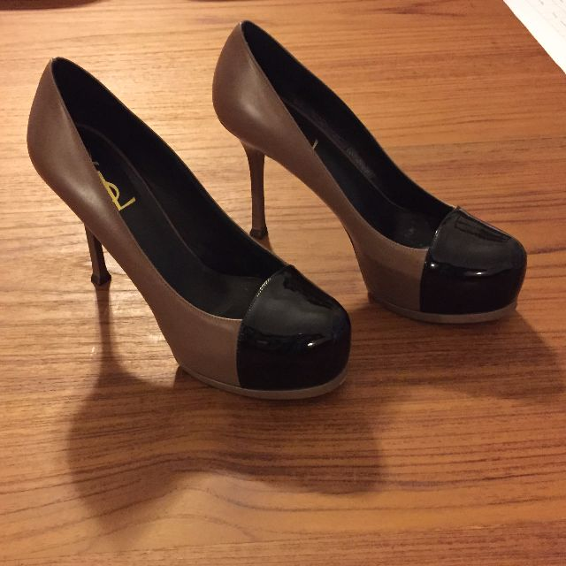 5f92408a84c Yves Saint Laurent (YSL) Shoes, Size 38, Women's Fashion on Carousell