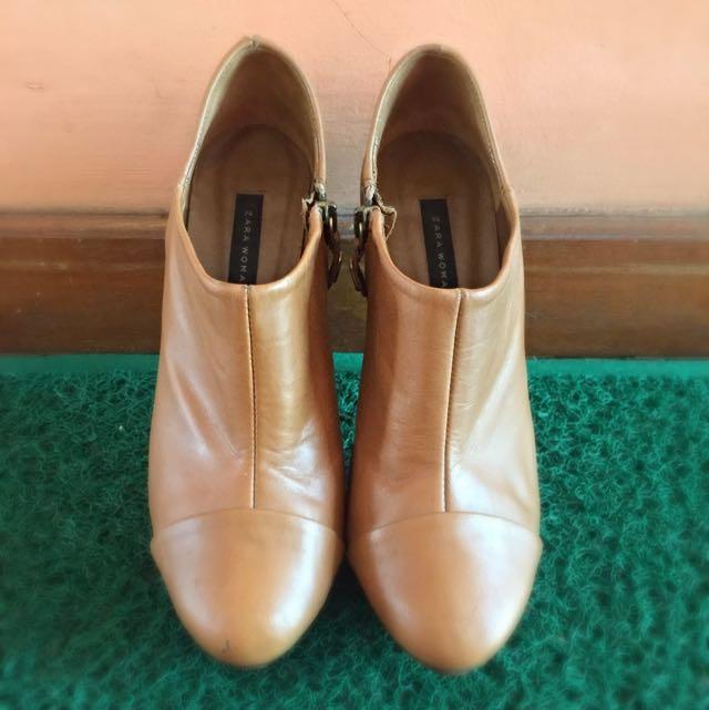 Zara | Ankle Heels