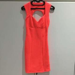 Top Shop Stabilo Dress