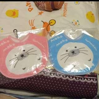 日本製口水巾(買一送一特價!)