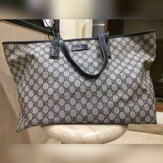 Gucci Large Tote Bag Authentic