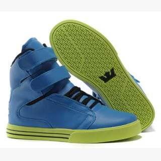 JUSTIN BIEBER SUPRA TK SOCIETY MEN'S Skateboard Shoes