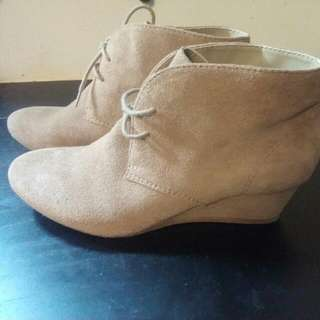 Nine West Ankle Boots Size 10